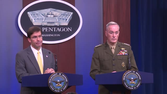 defense secretary mark esper voiced hope wednesday that turkey would abandon the s-400 anti-air system, saying turkey could return to the f-35... - nato stock videos & royalty-free footage