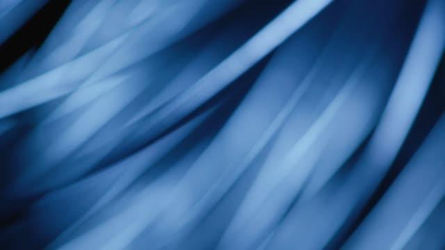 vídeos y material grabado en eventos de stock de desenfocada movimiento borroso fondo abstracto azul - liso