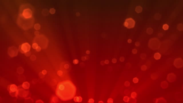 Defocused Lights Animation, HD Background Loop