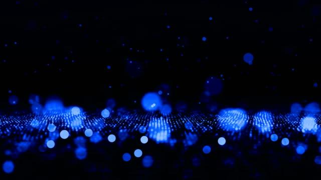 defocused particles background (loopable) - celebrities stock videos & royalty-free footage
