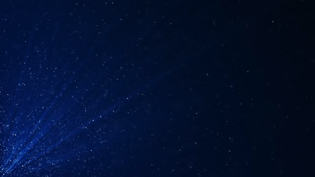 defocused particles background (loopable) - blue background stock videos & royalty-free footage