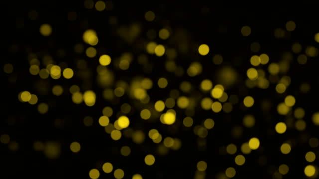 4k oskärpa gul bakgrund loopable - platina bildbanksvideor och videomaterial från bakom kulisserna