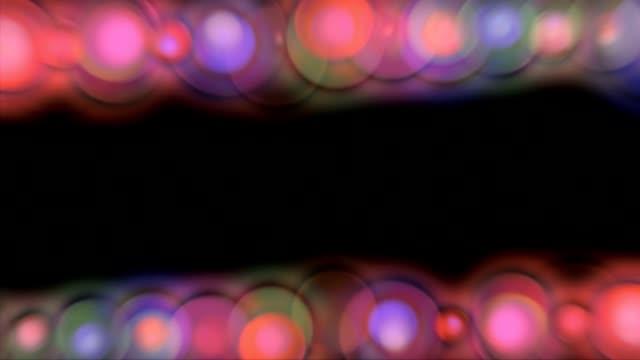 vídeos de stock, filmes e b-roll de fundo de defocussed#4 - superexposto
