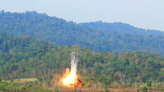 degenerative destruction blast - nuclear blast stock videos and b-roll footage