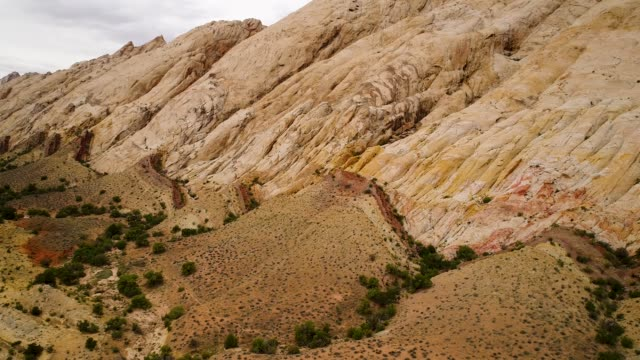 180 degree rotation along the san rafael reef - san rafael swell stock videos and b-roll footage