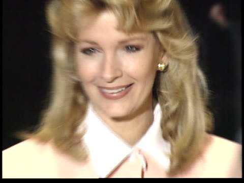 deidre hall posing for paparazzi on red carpet - deidre hall stock videos and b-roll footage