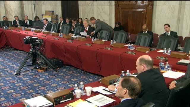 Delaware Senator Chris Coons asks Senator Jeff Sessions of Alabama at his nomination hearing to become Attorney General about the Supreme Court case...