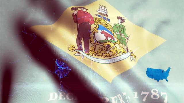 Delaware State Flag