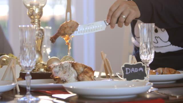 delicious chicken - roast chicken stock videos & royalty-free footage