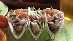 Delicious Grilled Shrimp Street Tacos