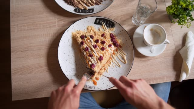 delicious pancake - crepe stock videos & royalty-free footage