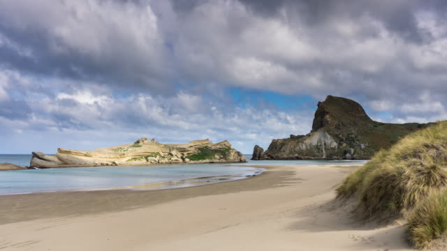Deliverance Cove, New Zealand - Time Lapse