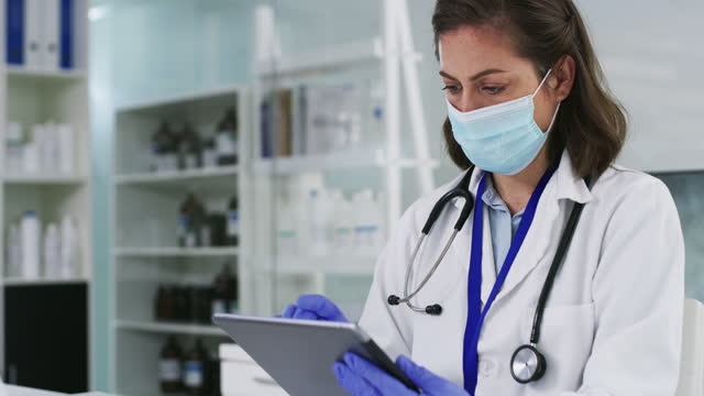 delving in to a bit of medical research - medical record stock videos & royalty-free footage