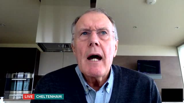 sir geoff hurst interview england int sir geoff hurst live 2way interview sot - itv lunchtime news stock videos & royalty-free footage