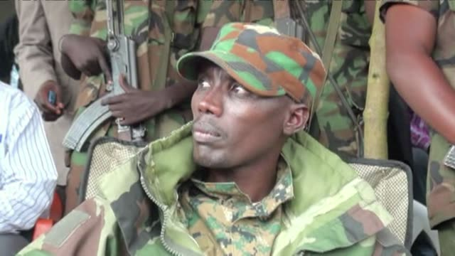 Democratic Republic of Congos M23 rebel chief Sultani Makenga is being held by Ugandas military a senior officer said Thursday after his insurgents...