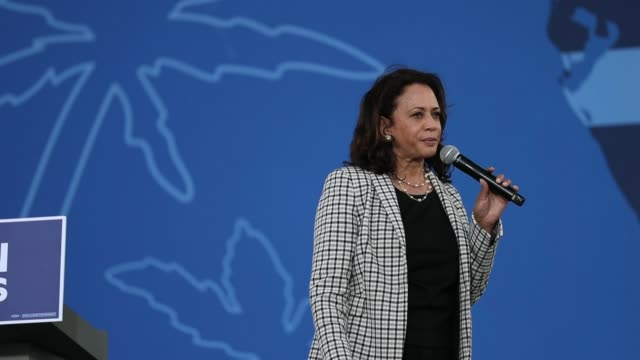 1 080 Kamala Harris Videos And Hd Footage Getty Images