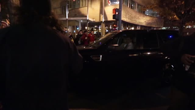 demonstrators chant slogans as they stop traffic at dupont circle to protest against a new york grand jury decision on not to indict white police... - juror stock videos & royalty-free footage