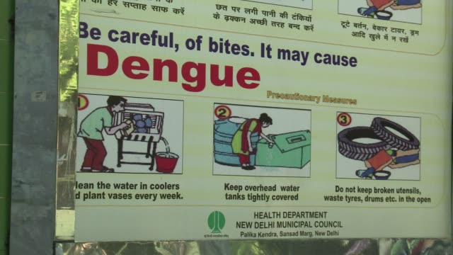 Dengue fever one of the worlds major mosquito borne diseases infects thousands of people in the Indian capital each summer CLEAN Delhi hospitals...