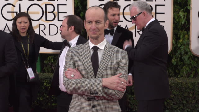 Denis O'Hare at the 73rd Annual Golden Globe Awards Arrivals at The Beverly Hilton Hotel on January 10 2016 in Beverly Hills California 4K