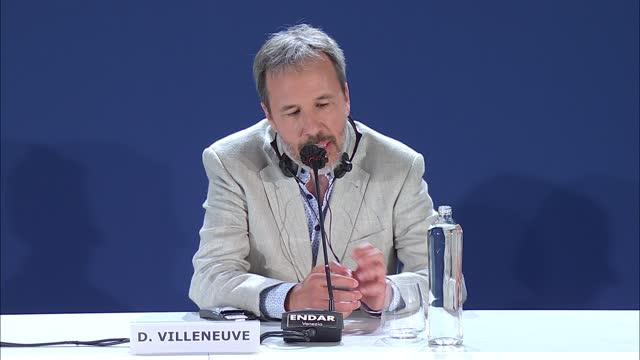 ITA: Dune  - Press Conference  - The 78th Venice International Film Festival