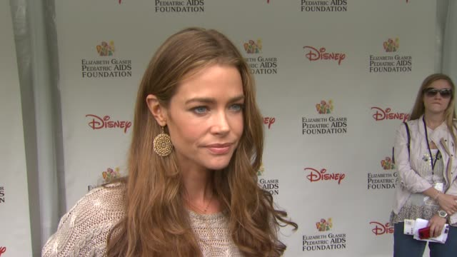 Denise Richards on how she feels to be at the 22nd Annual Time for Heroes Celebrity Picnic why she wanted to come and support why she comes to this...