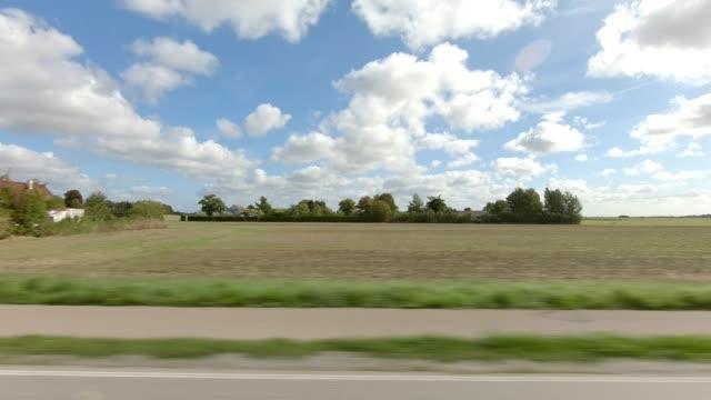 dänemark xvi synchronisiert serie links fahren studio-prozess-platte-hintergrund - standbildaufnahme stock-videos und b-roll-filmmaterial