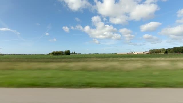 dänemark-xvii synchronisiert serie rechts fahren studio-prozess-platte-hintergrund - standbildaufnahme stock-videos und b-roll-filmmaterial