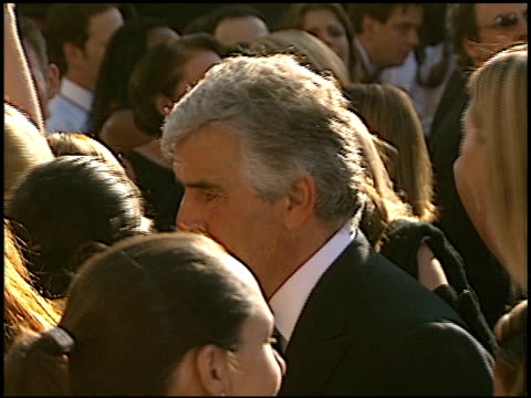 Dennis Farina at the 2002 Emmy Awards at the Shrine Auditorium in Los Angeles California on September 22 2002
