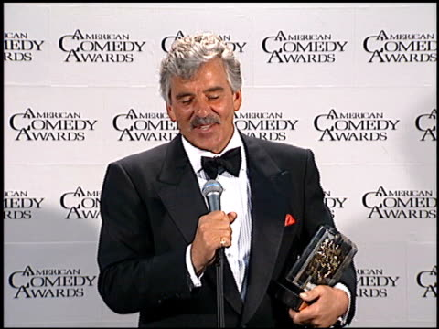Dennis Farina at the American Comedy Awards at the Shrine Auditorium in Los Angeles California on February 11 1996