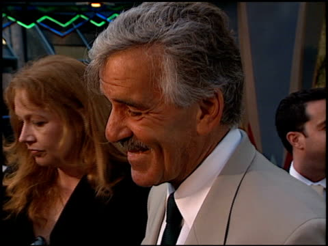 Dennis Farina at the 'Out of Sight' Premiere at Universal Studios in Universal City California on June 17 1998