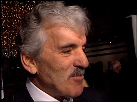 Dennis Farina at the 'Snatch' Premiere at DGA in Los Angeles California on January 18 2001