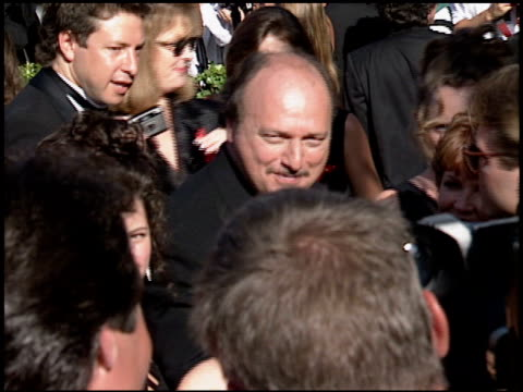 dennis franz at the 1994 emmy awards at the pasadena civic auditorium in pasadena california on september 11 1994 - pasadena civic auditorium stock videos & royalty-free footage