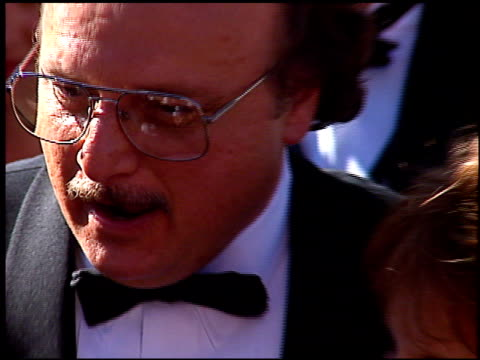 dennis franz at the 1996 emmy awards arrivals at the pasadena civic auditorium in pasadena, california on september 8, 1996. - pasadena civic auditorium stock videos & royalty-free footage