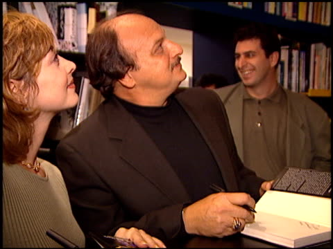 Dennis Franz at the NYPD Blue Book Signing at Book Soup in West Hollywood California on November 6 1995