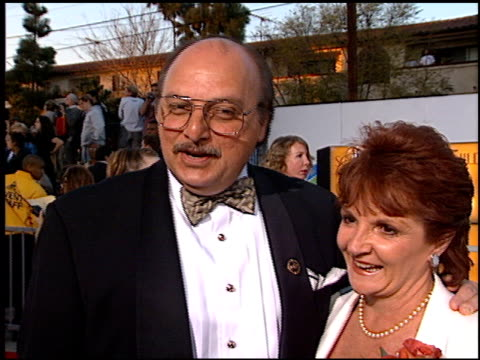 dennis franz at the screen actor's guild awards at the shrine auditorium in los angeles, california on february 22, 1997. - shrine auditorium stock-videos und b-roll-filmmaterial