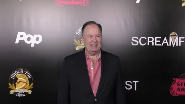 dennis haskins at screamfest 2016 premiere of fear inc on october 19 2016 in hollywood california - dennis haskins stock videos and b-roll footage