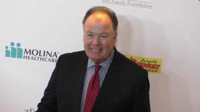 dennis haskins at the 16th annual harold and carole pump foundation gala at the beverly hilton in beverly hills at celebrity sightings in los angeles... - dennis haskins stock videos and b-roll footage