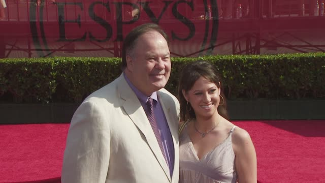 dennis haskins at the 2008 espy awards at los angeles ca - dennis haskins stock videos and b-roll footage