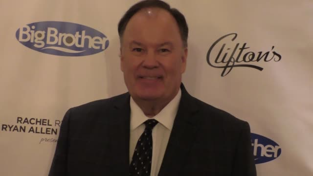 dennis haskins at the big brother 18 finally party at clifton's in los angeles at celebrity sightings in los angeles on september 22 2016 in los... - dennis haskins stock videos and b-roll footage