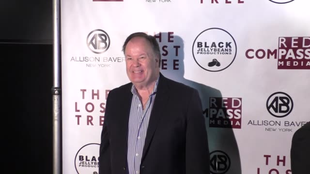 dennis haskins at the 'the lost tree' screening at tcl chinese 6 theatres on october 09 2017 in hollywood california - dennis haskins stock videos and b-roll footage