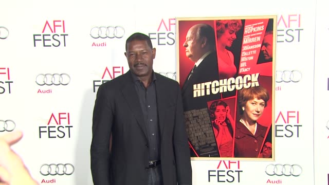Dennis Haysbert at AFI Fest 2012 Opening Night Gala World Premiere Of Hitchcock on 11/1/2012 in Hollywood CA