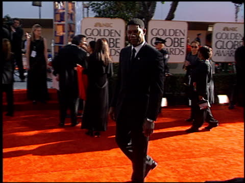 Dennis Haysbert at the 2002 Golden Globe Awards at the Beverly Hilton in Beverly Hills California on January 20 2002