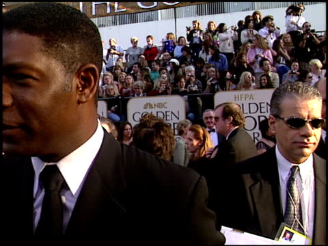 Dennis Haysbert at the 2003 Golden Globe Awards at the Beverly Hilton in Beverly Hills California on January 19 2003