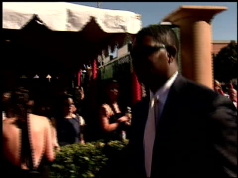 Dennis Haysbert at the 2004 Emmy Awards LimoCam at the Shrine Auditorium in Los Angeles California on September 19 2004