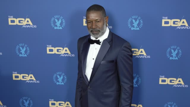 dennis haysbert at the 71st annual dga awards at the ray dolby ballroom at hollywood highland center on february 02 2019 in hollywood california - dennis haysbert stock videos & royalty-free footage