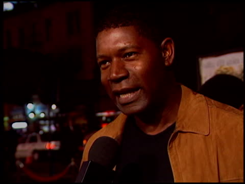 Dennis Haysbert at the 'Alexander' Premiere at Grauman's Chinese Theatre in Hollywood California on November 16 2004