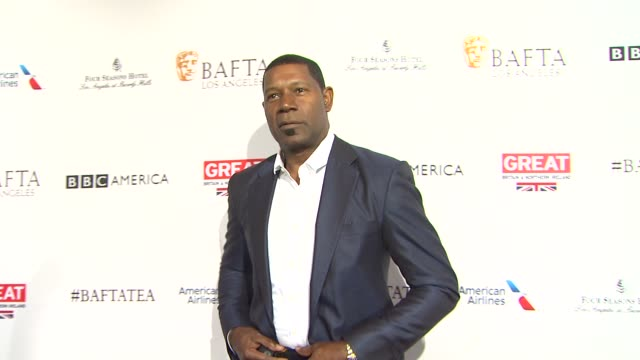 dennis haysbert at the bafta los angeles awards season tea party at four seasons hotel los angeles at beverly hills on january 09 2016 in los angeles... - tea party stock videos and b-roll footage