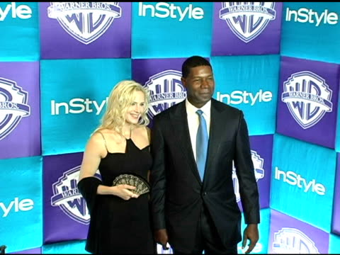 Dennis Haysbert at the In Style Magazine and Warner Brothers Studios 6th Annual Golden Globe Party at the Beverly Hilton in Beverly Hills California...