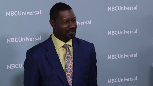 Dennis Haysbert at the NBCUniversal's Upfront Presentation 2018 at Radio City Music Hall on May 14 2018 in New York City