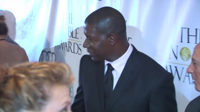 Dennis Haysbert at the Noble Awards at Beverly Hills CA
